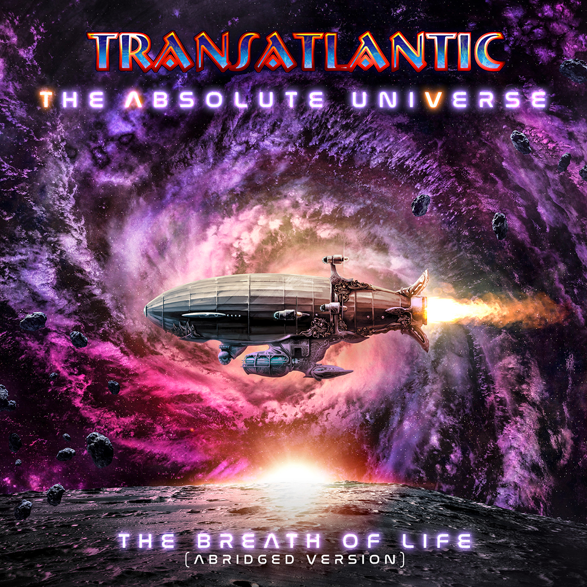 Transatlantic - The Absolute Universe The Breath Of Life (Abridged Version)